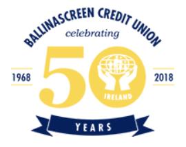Ballinascreen Credit Union